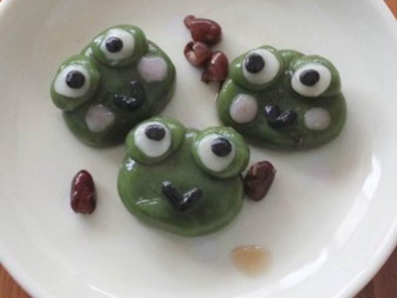【肉桂打噴嚏】動物湯圓大集合‧蛙蛙