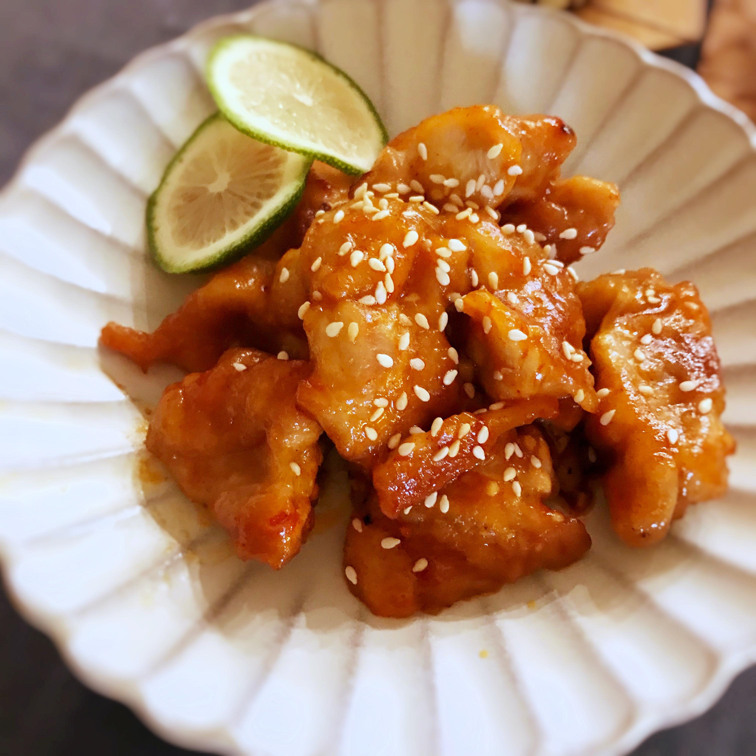 偽韓式炸雞 (免炸)