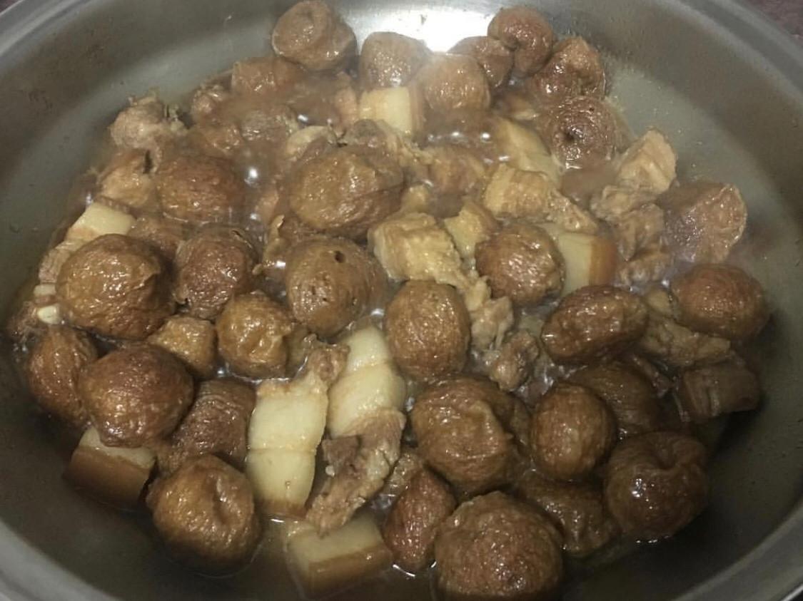 家鄉味~豆輪滷肉~