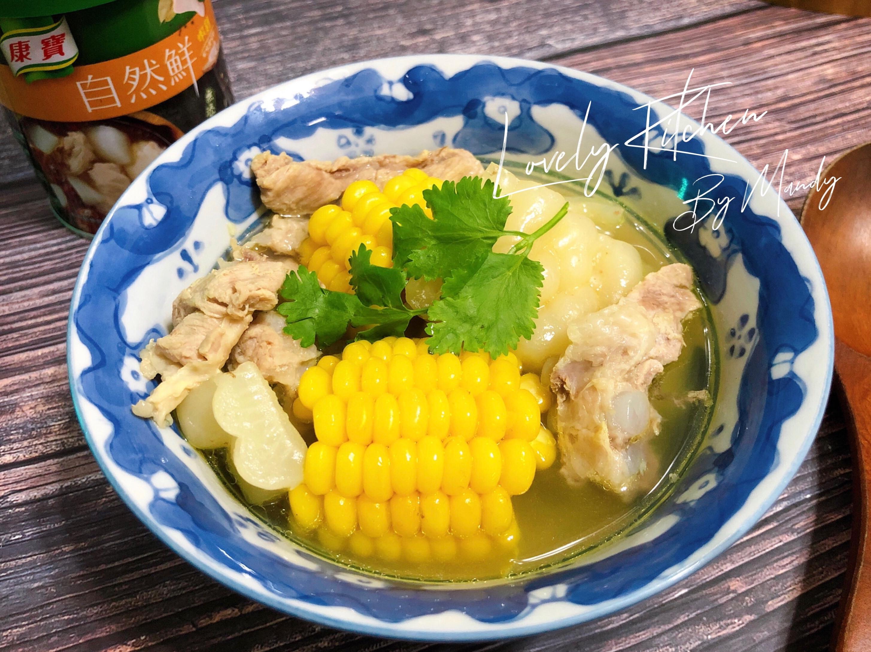苦瓜玉米軟骨湯【自然鮮】