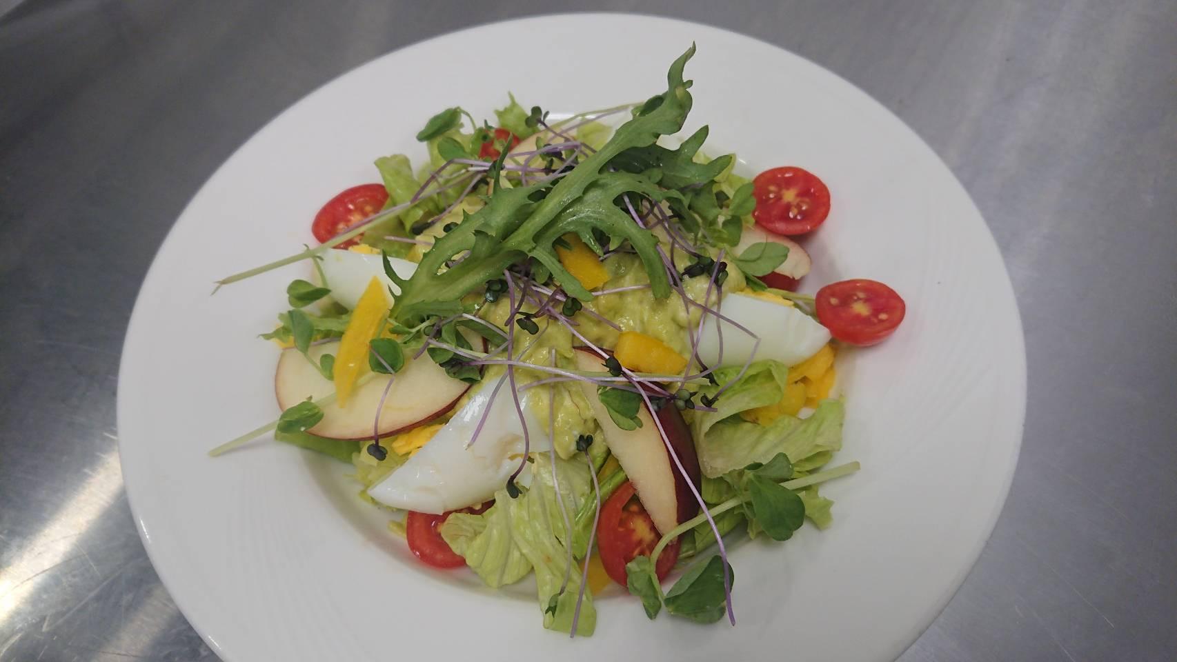 傑瑞歐法私廚 | 夏日酪梨沙拉