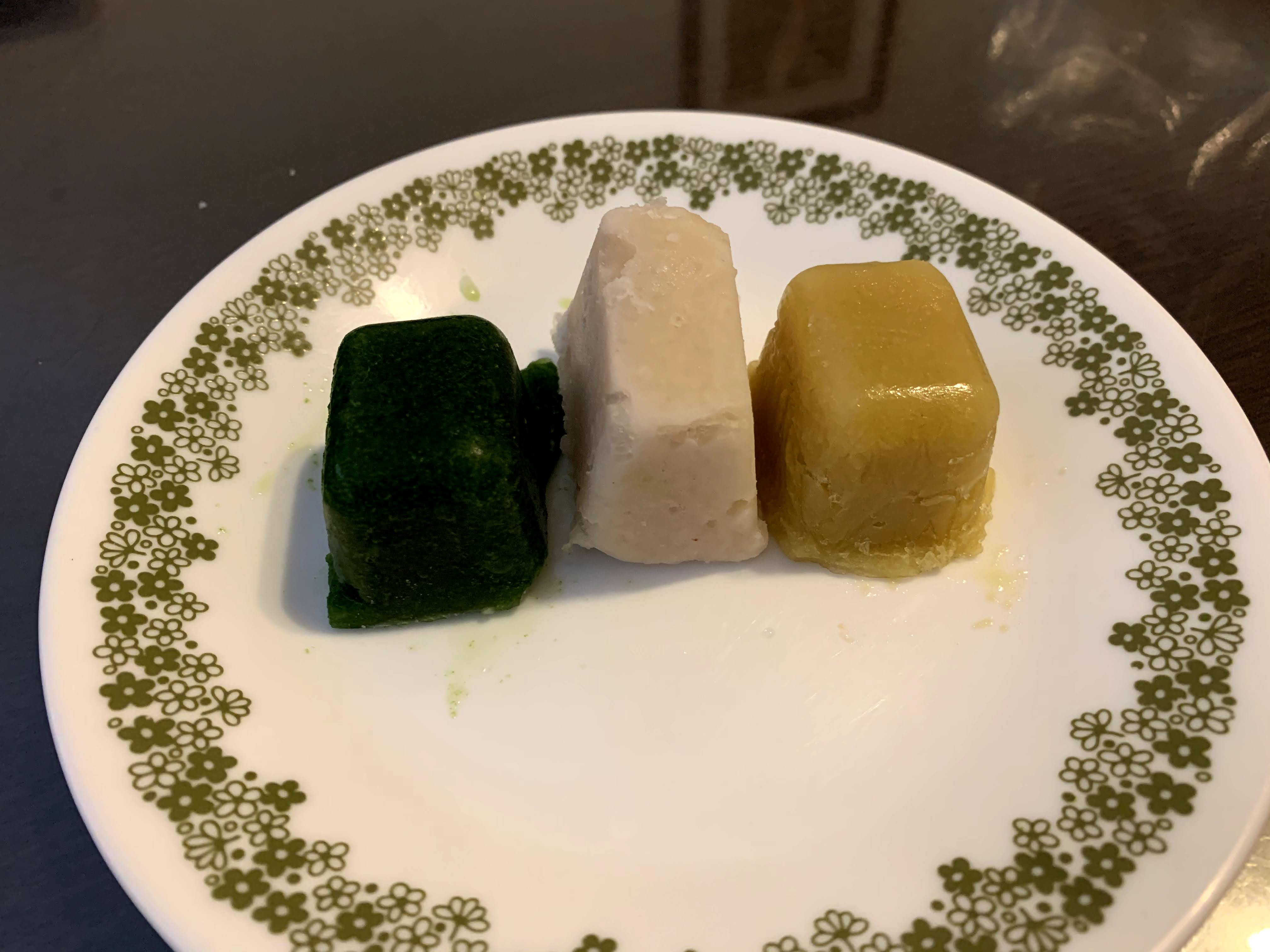 [嬰兒食品]番茄洋蔥雞粥/白花/小白菜泥