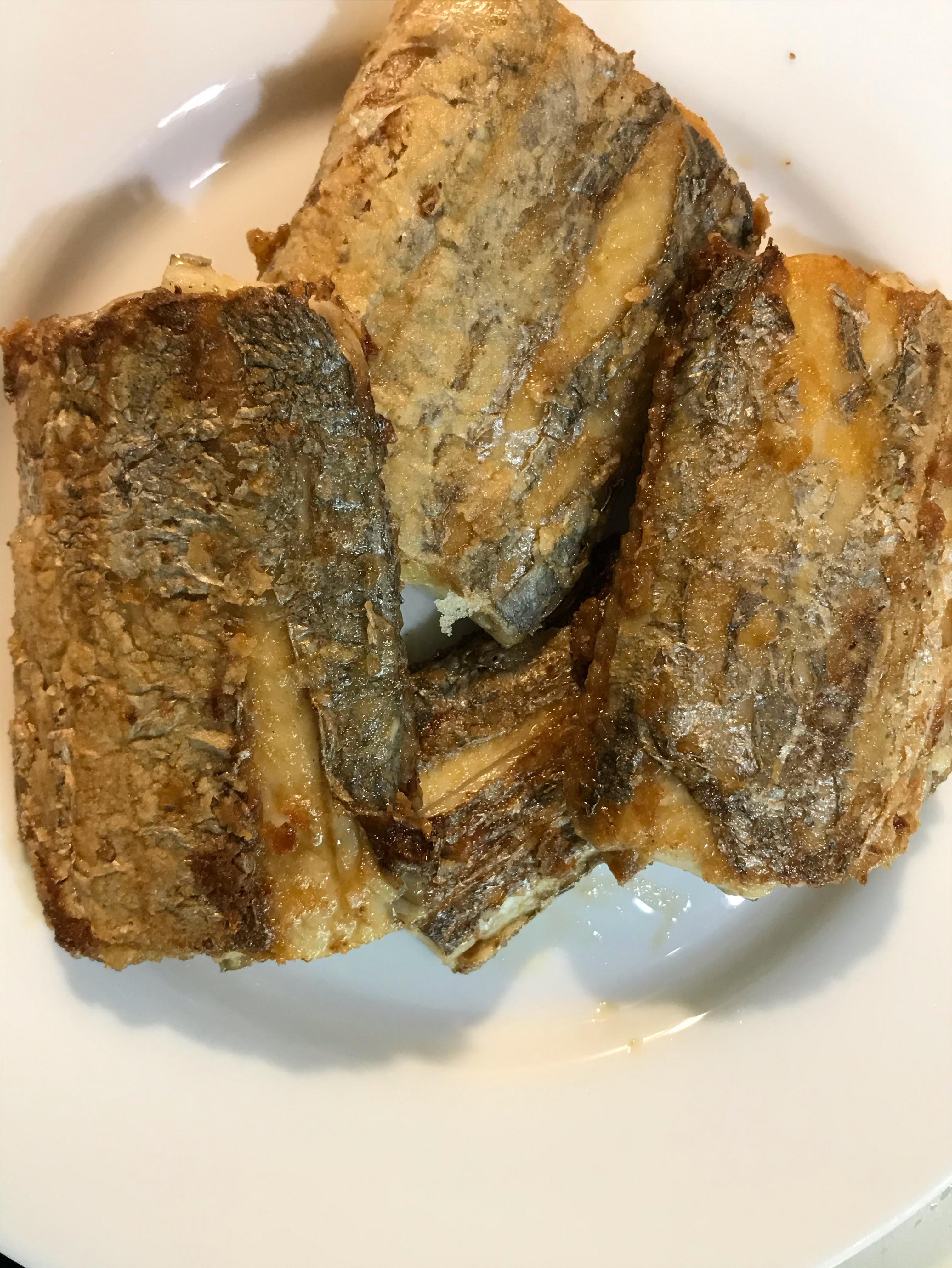 香煎白帶魚