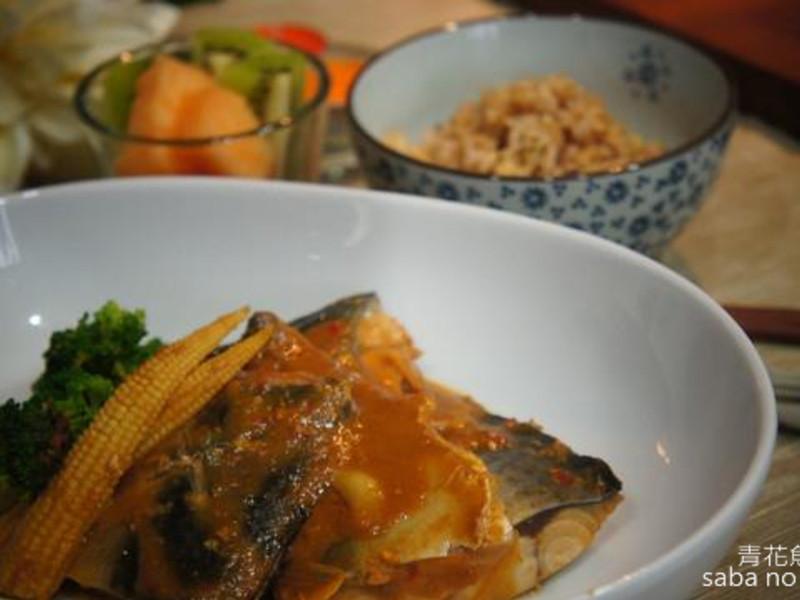 減肥 低熱量 豆瓣味增鯖魚煮