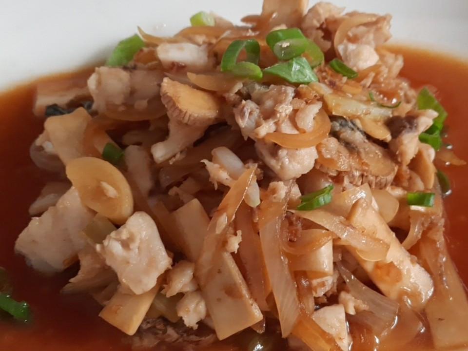 醬燒午子魚