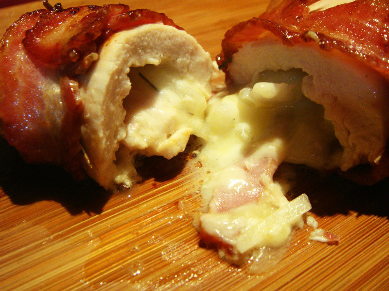 [博客]豬包雞-培根雞肉捲