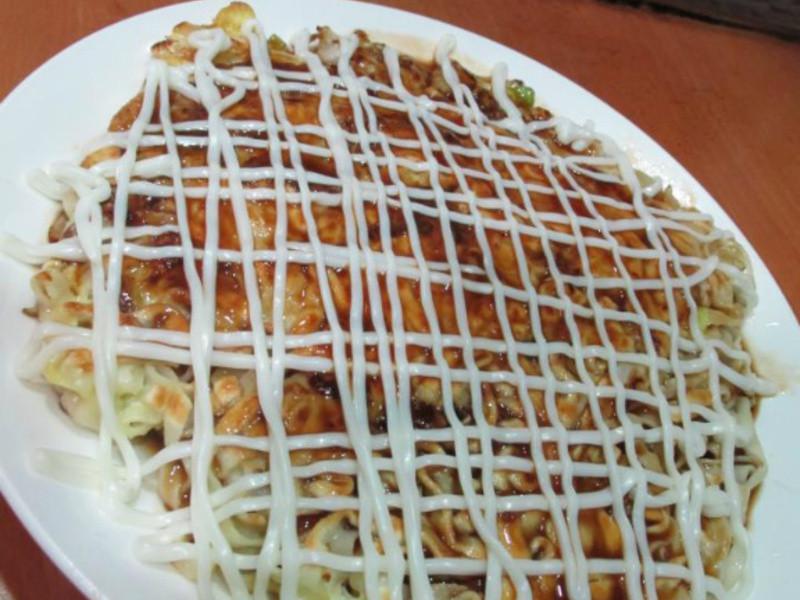 【大廚星級料理】阿舍廣島風御好燒