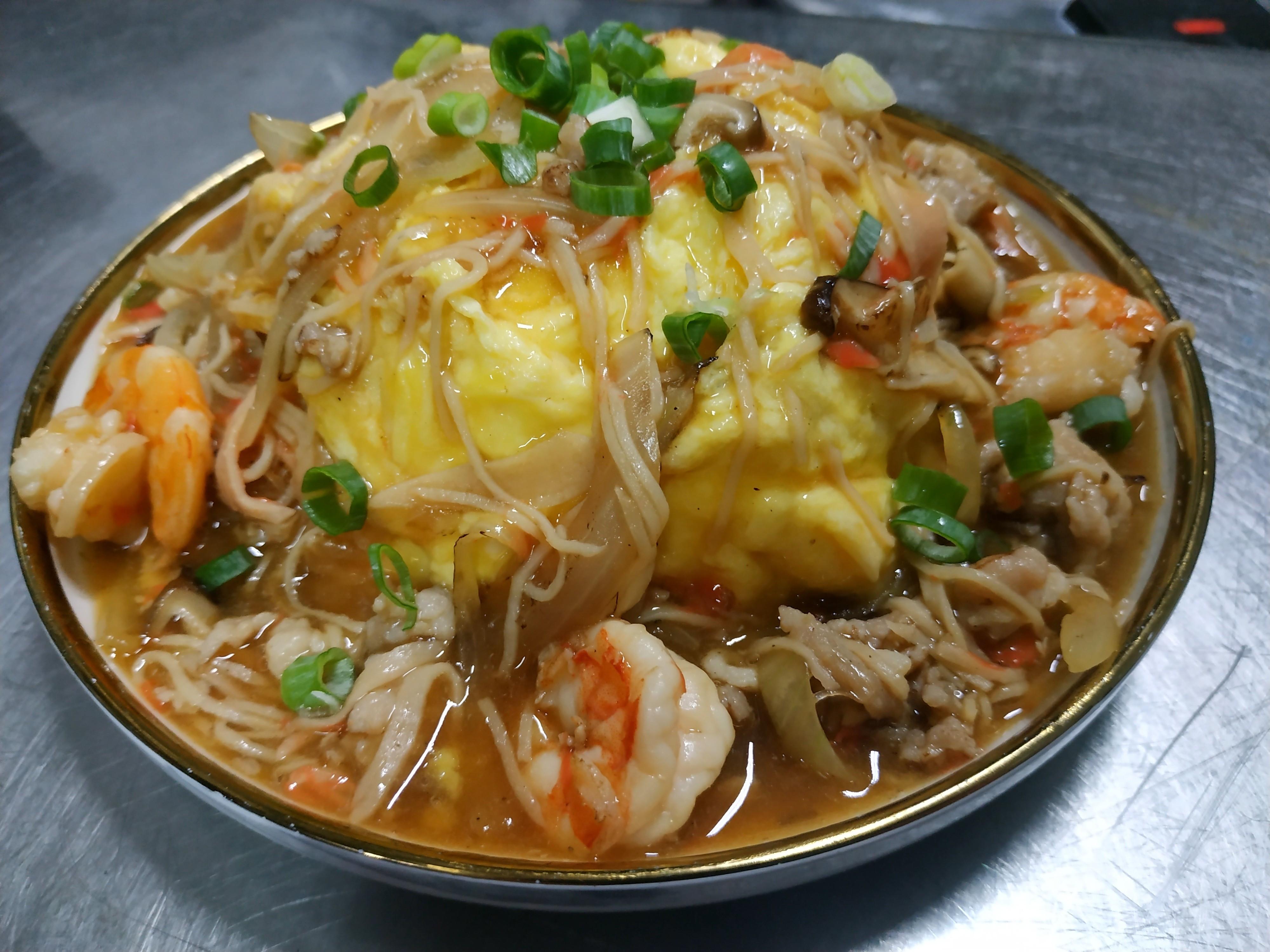 日式料理-天津飯