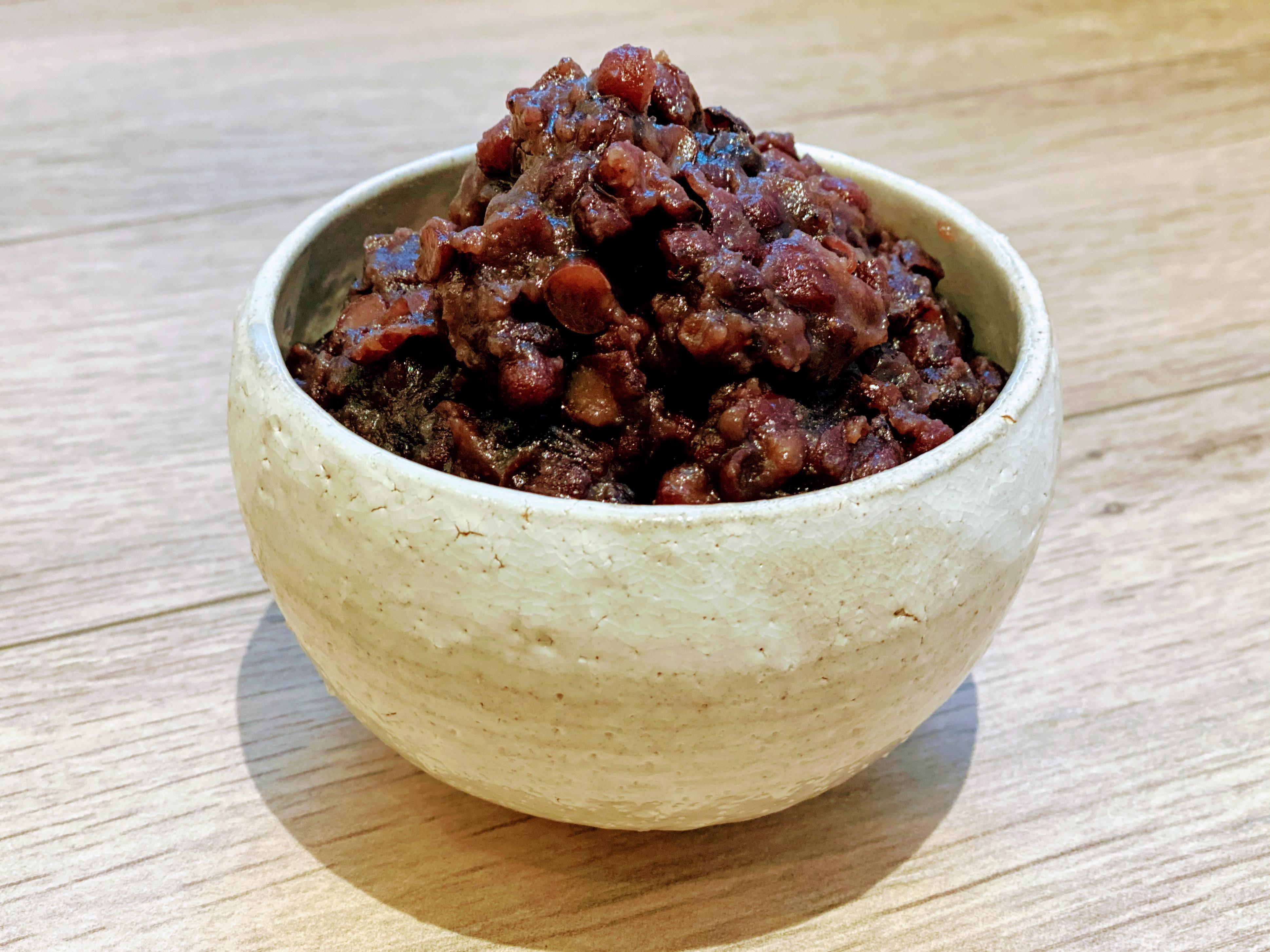 「蜜紅豆」免浸泡鑄鐵鍋版