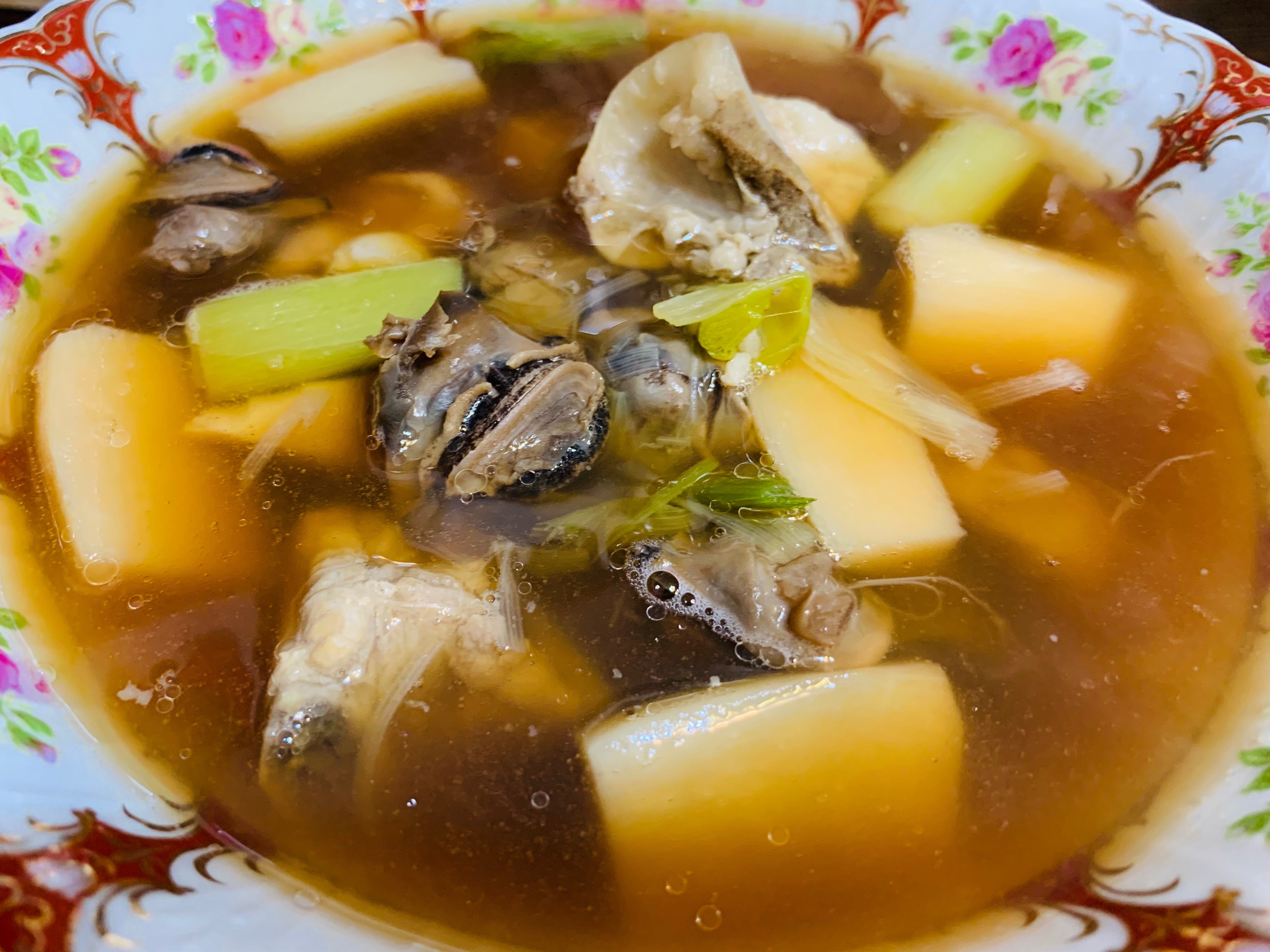 ⭐️最愛媽媽味⭐️古早味螺肉蒜湯