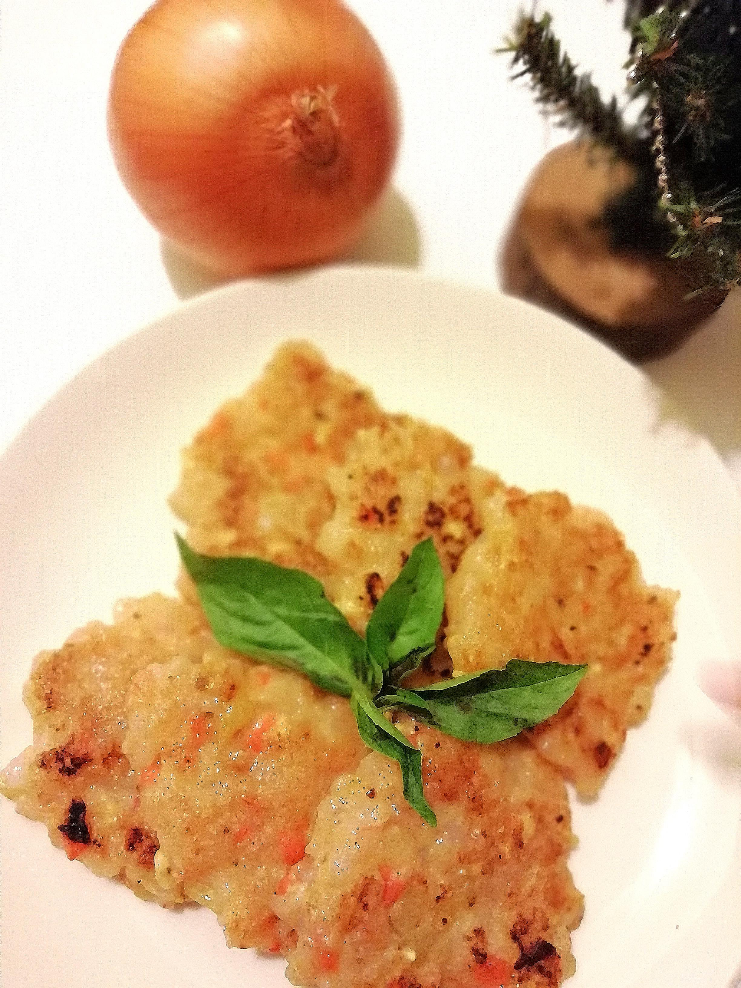 🦐香煎蔬菜蝦餅🦐