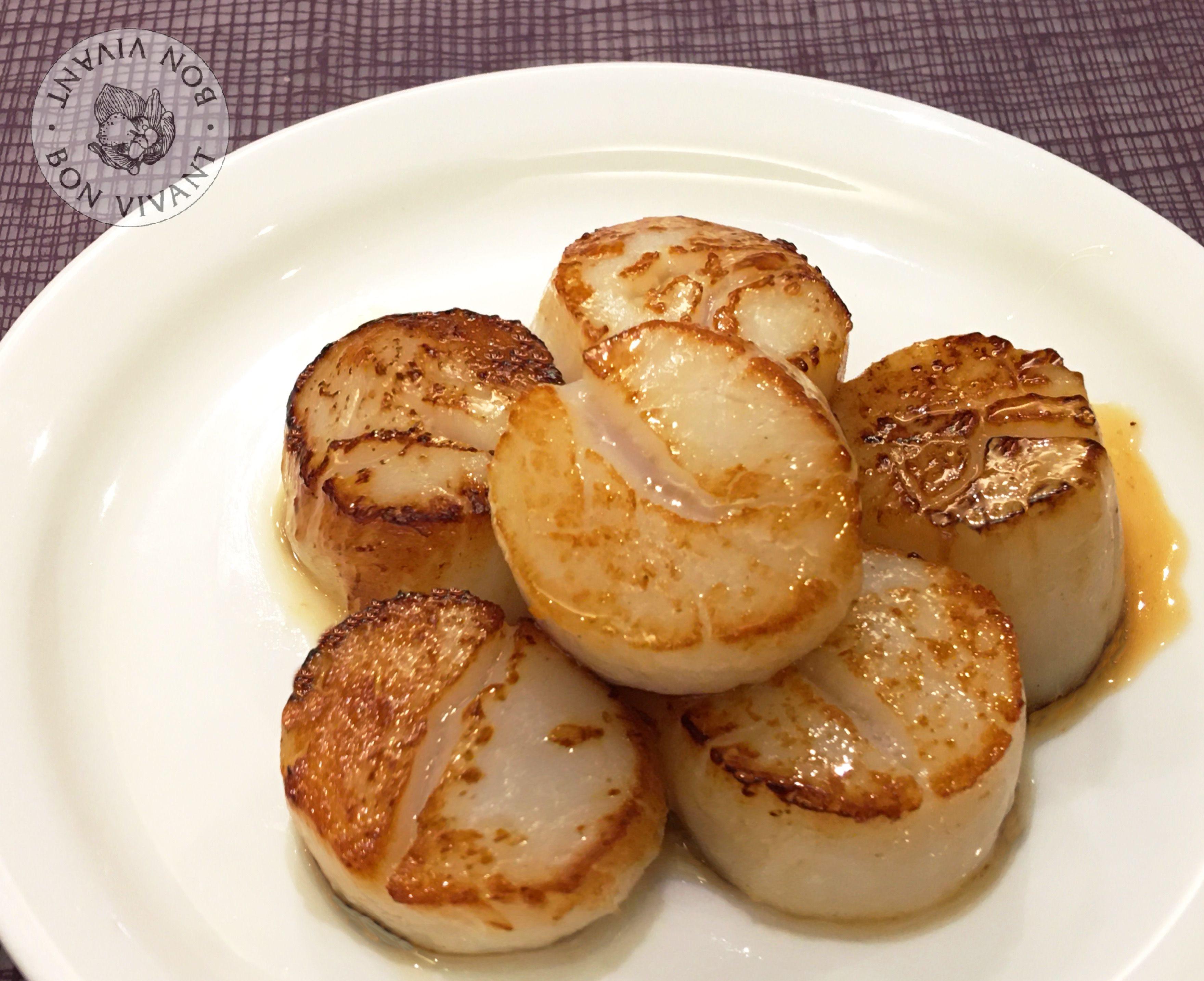 炙烤日本干貝