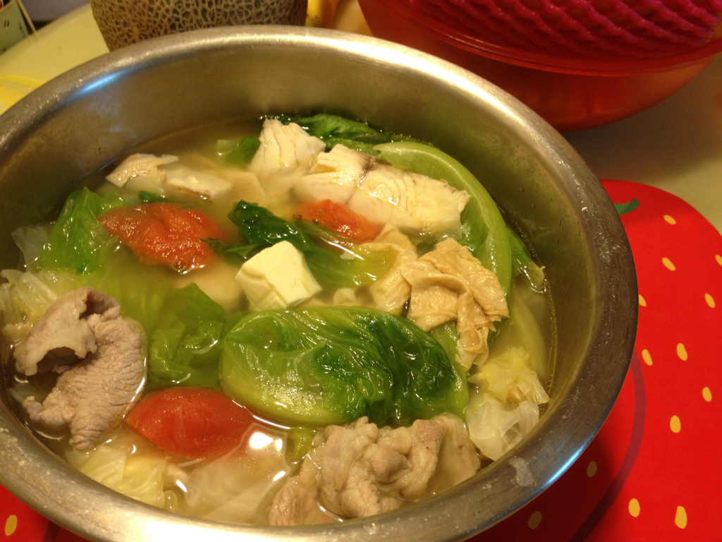 莎媽五心級料理~一鍋煮