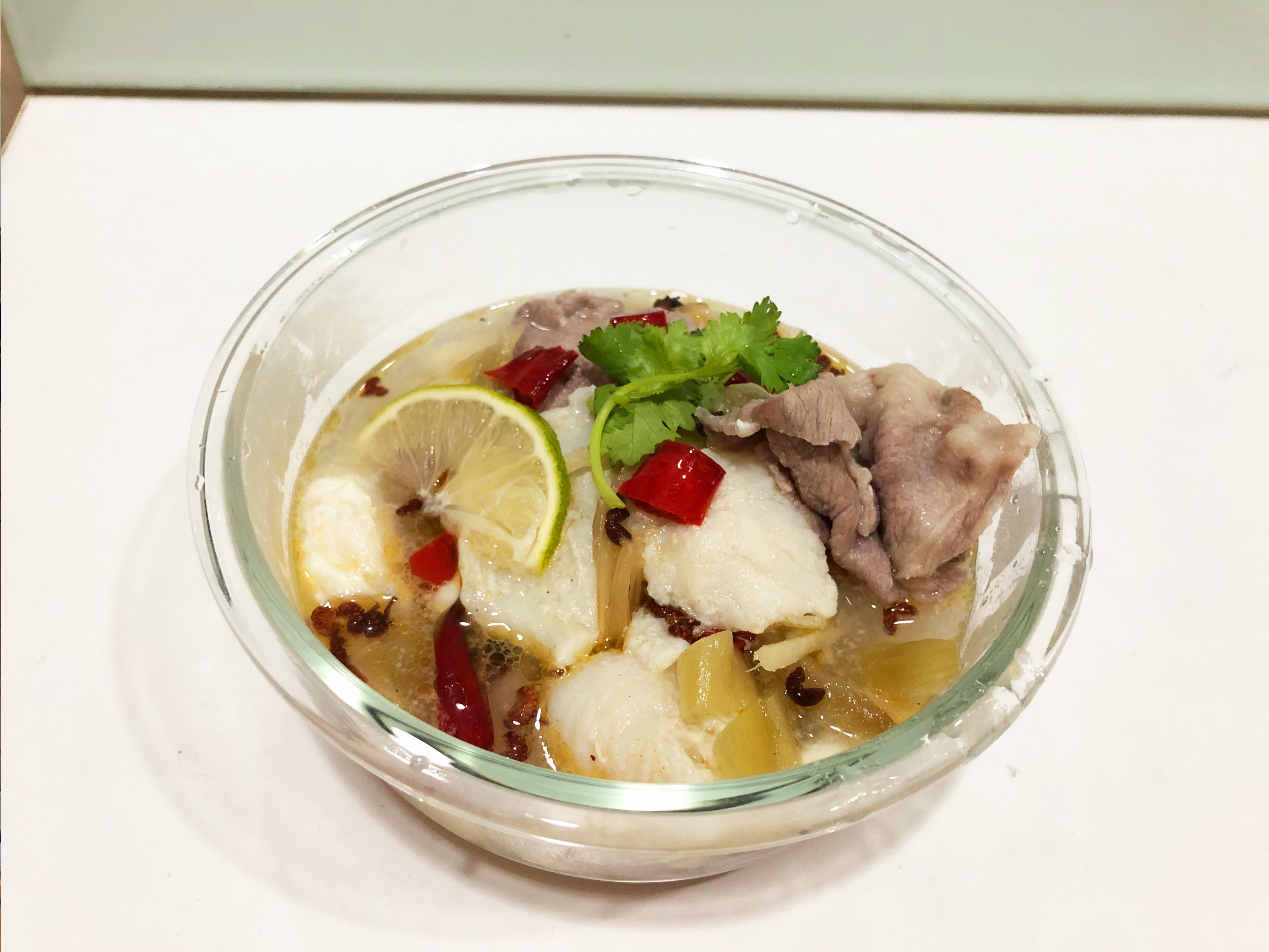 肉食主義檸檬酸菜魚