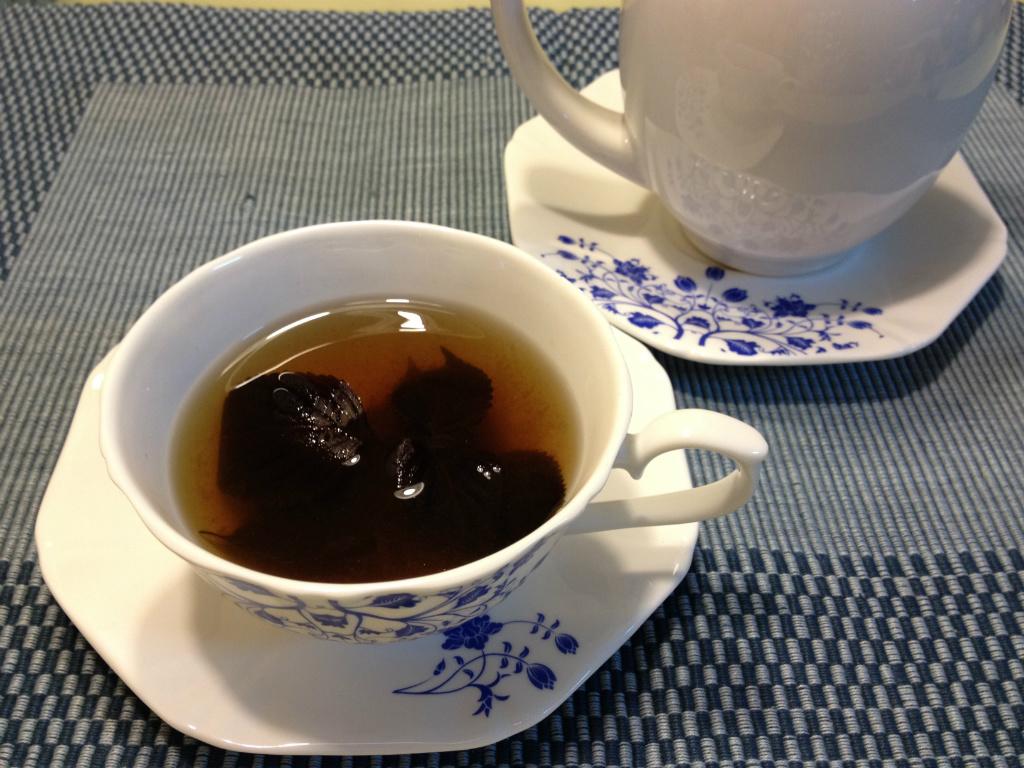 莎媽五心級料理~【梅狀元陳醋老梅膏】 -紫蘇梅醋熱飲