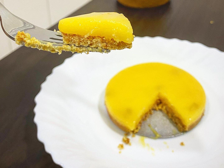 檸檬塔-消化餅版本(免烤箱)