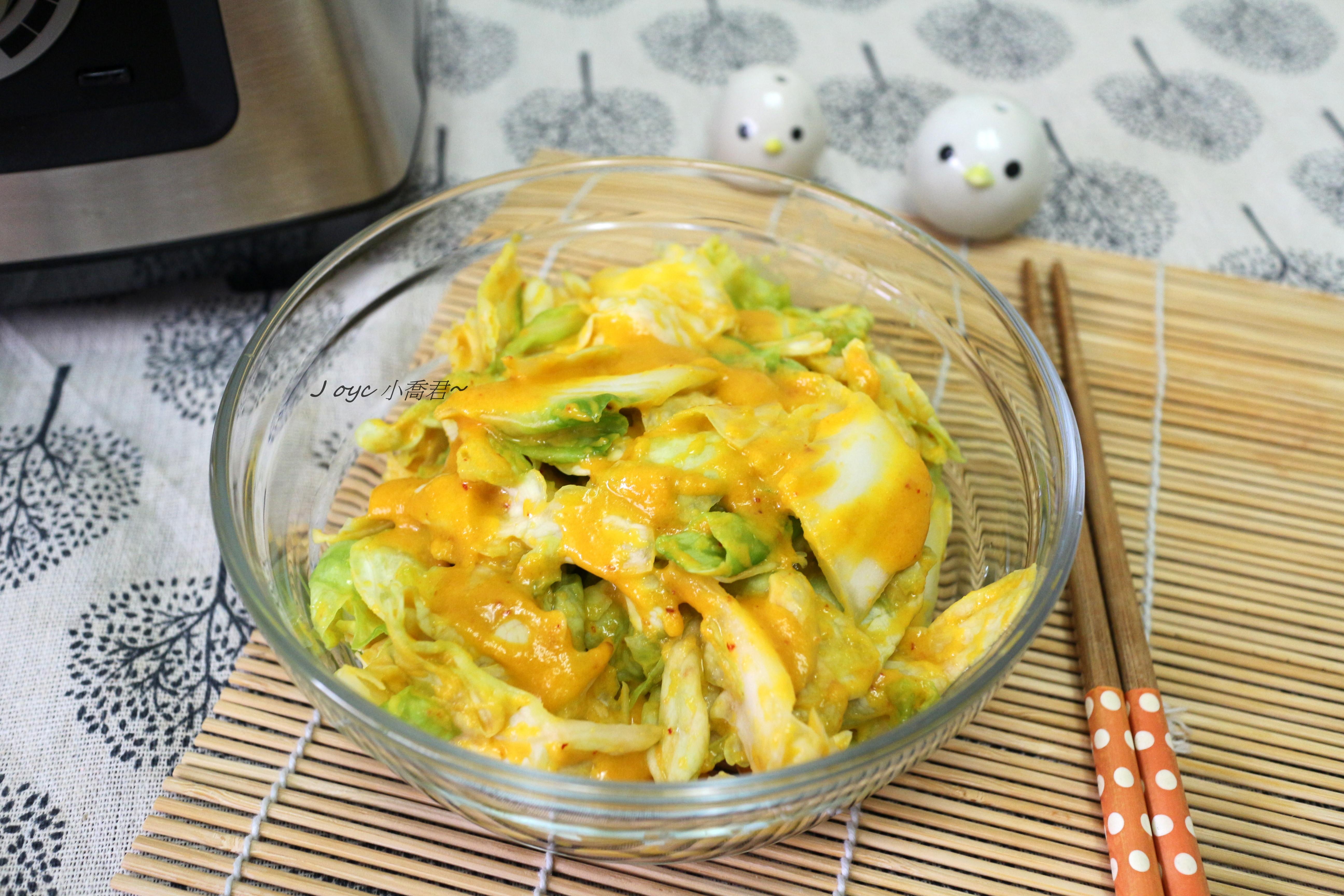 蒜香黃金泡菜