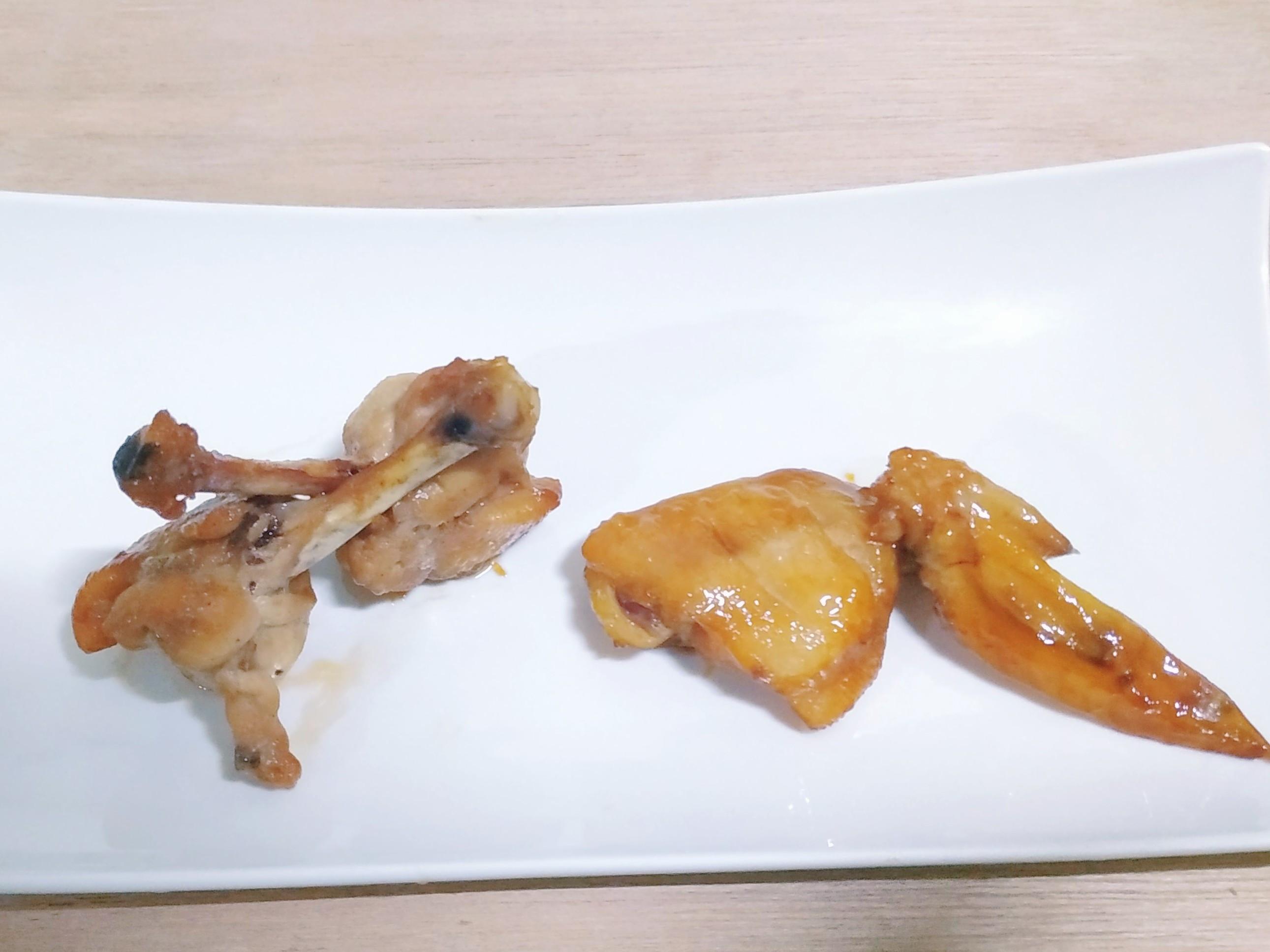蜜汁棒棒糖雞翅