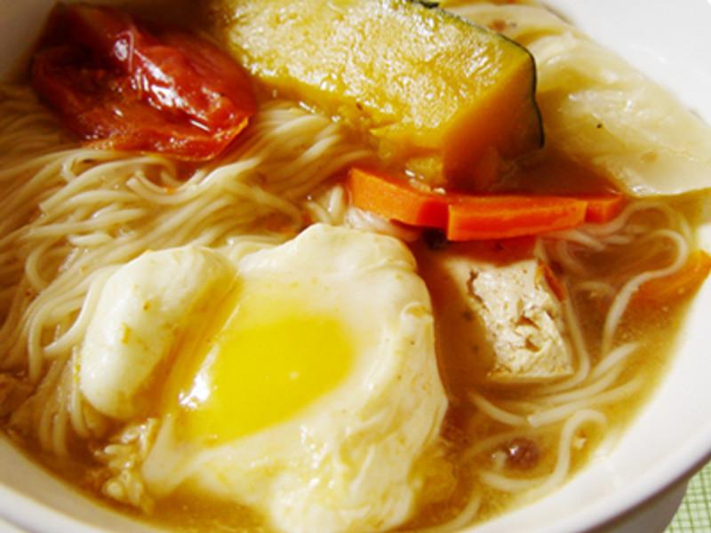 【厚生廚房】隨意煮麻辣湯麵