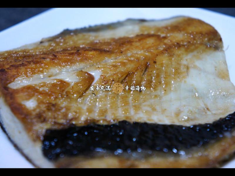 【幸福海物】原味香煎鹽水虱目魚