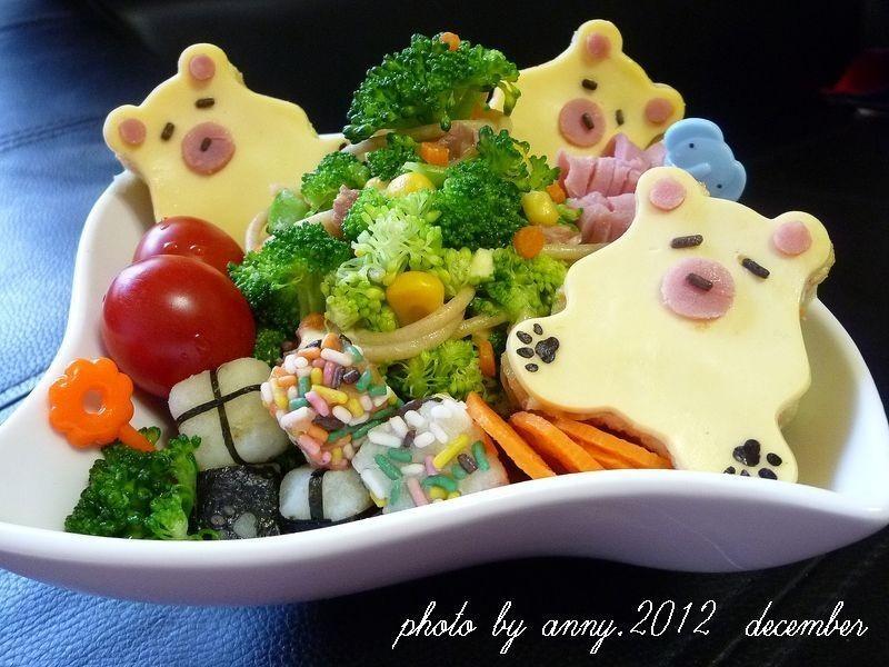 [芝司樂幸福聖誕]起司熊Merry Christmas