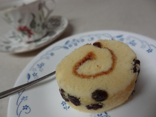 【愛酷家常菜】葡萄乾瑞士捲