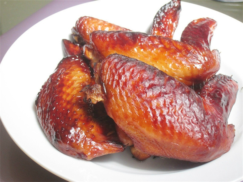 脆皮可樂烤雞翅