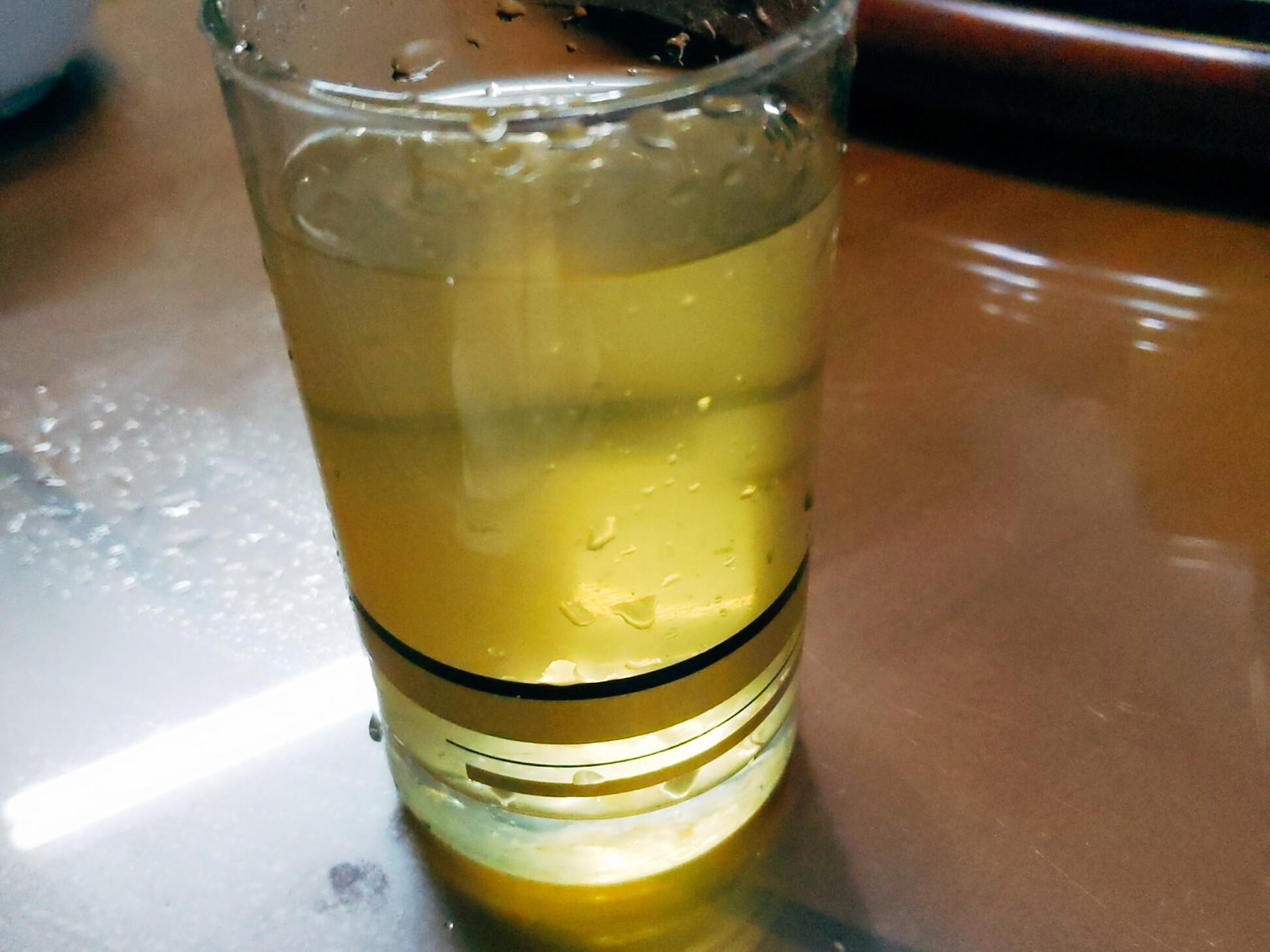 自製鳳梨茶