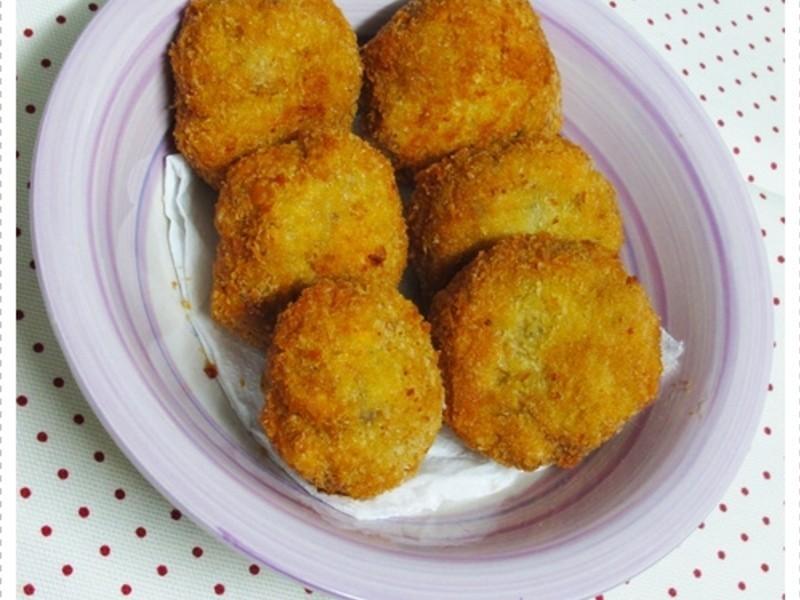 【黃金玄米油Home炸料理】田園香草雞塊