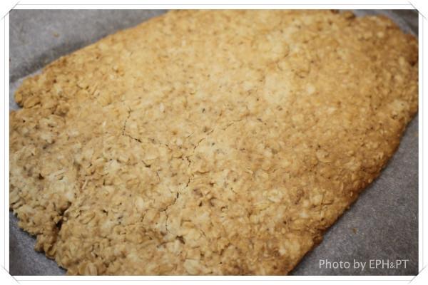 親子料理-超簡單燕麥片餅乾