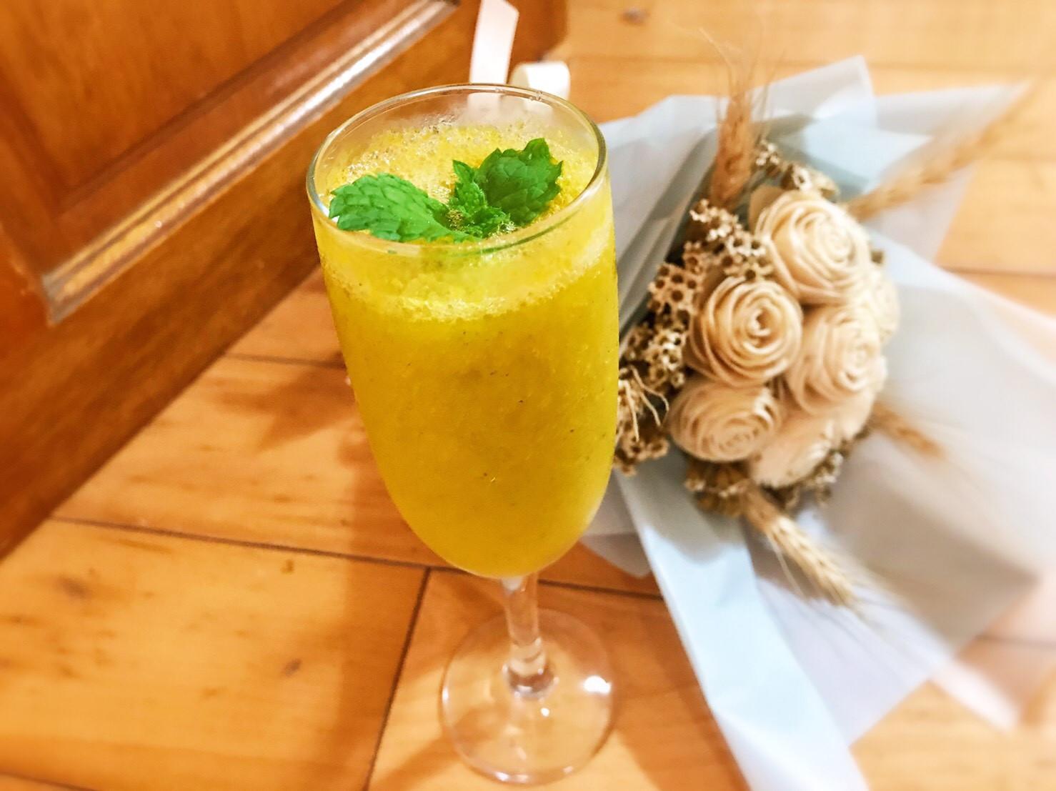 特製鮮果汁~印度風