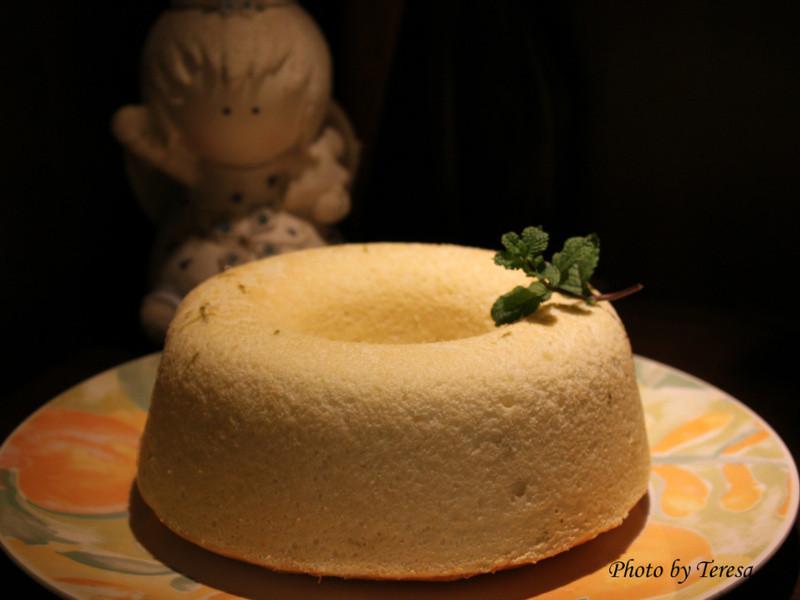 裹上祝福糖衣的天使蛋糕【味蕾周記】