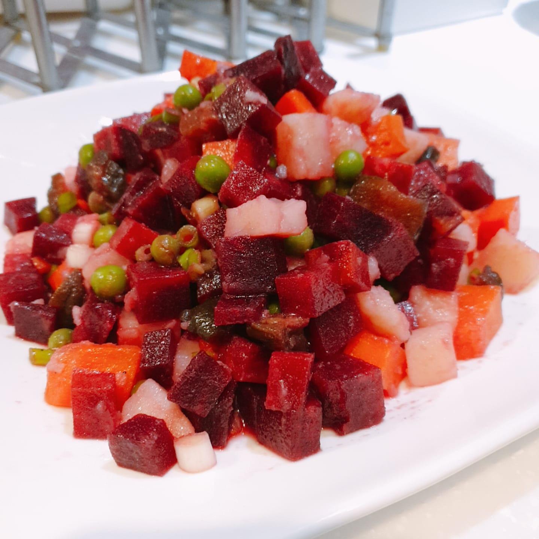 俄國維妮格萊特-甜菜沙拉