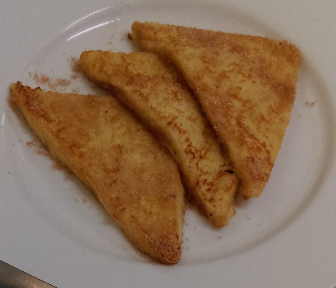 #煎法國土司French toast