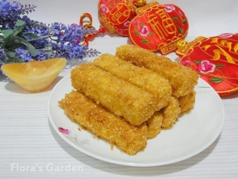 黃金玄米油Home炸料理【多福金條】