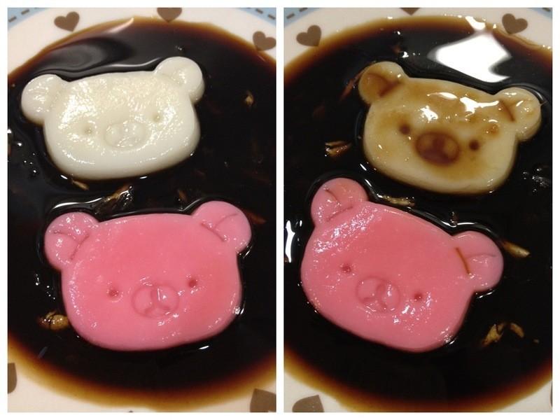 薑汁黑糖懶懶熊湯圓