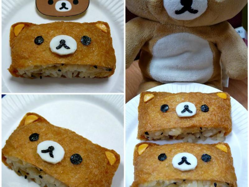 懶懶熊稻禾壽司