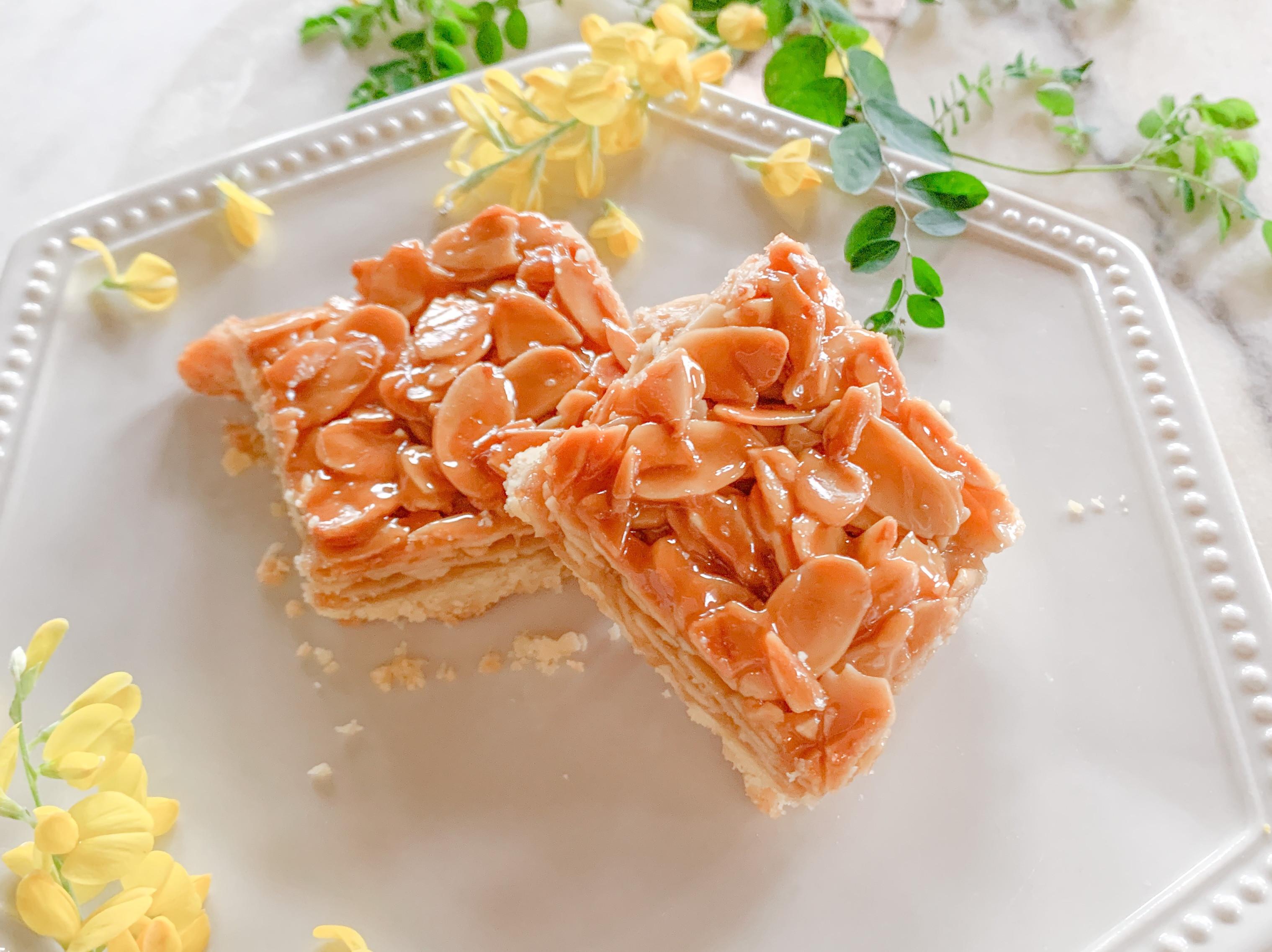 杏仁酥餅(佛羅倫丁杏仁餅)