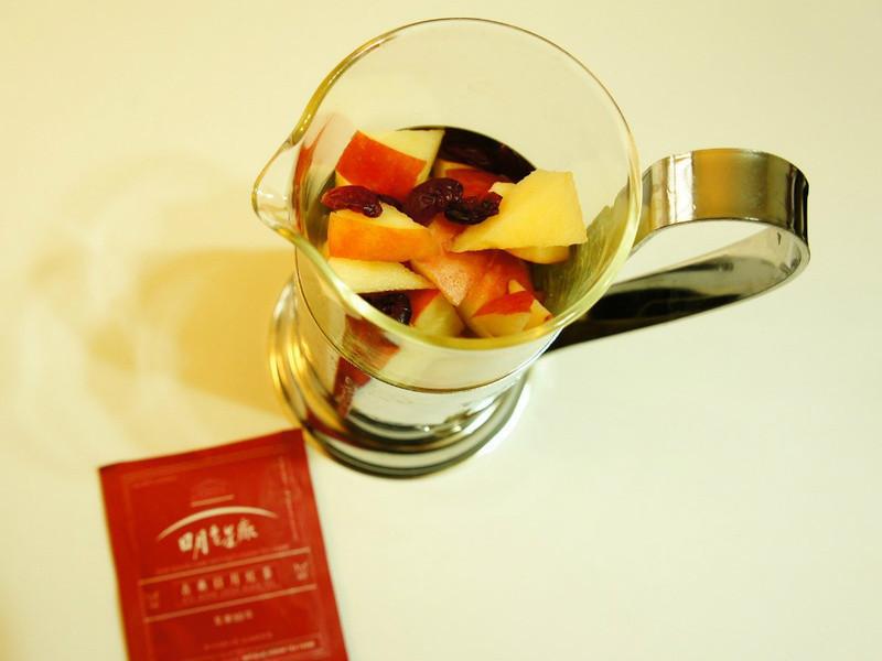 好心情蘋果蔓越莓茶