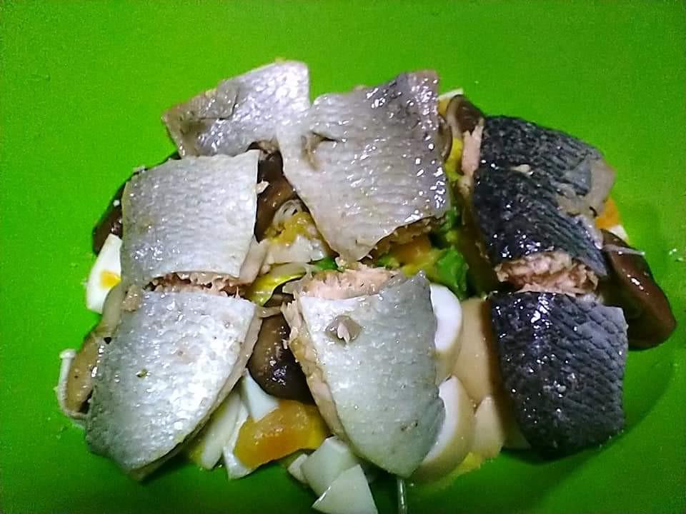 酪梨鮭魚糖心蛋
