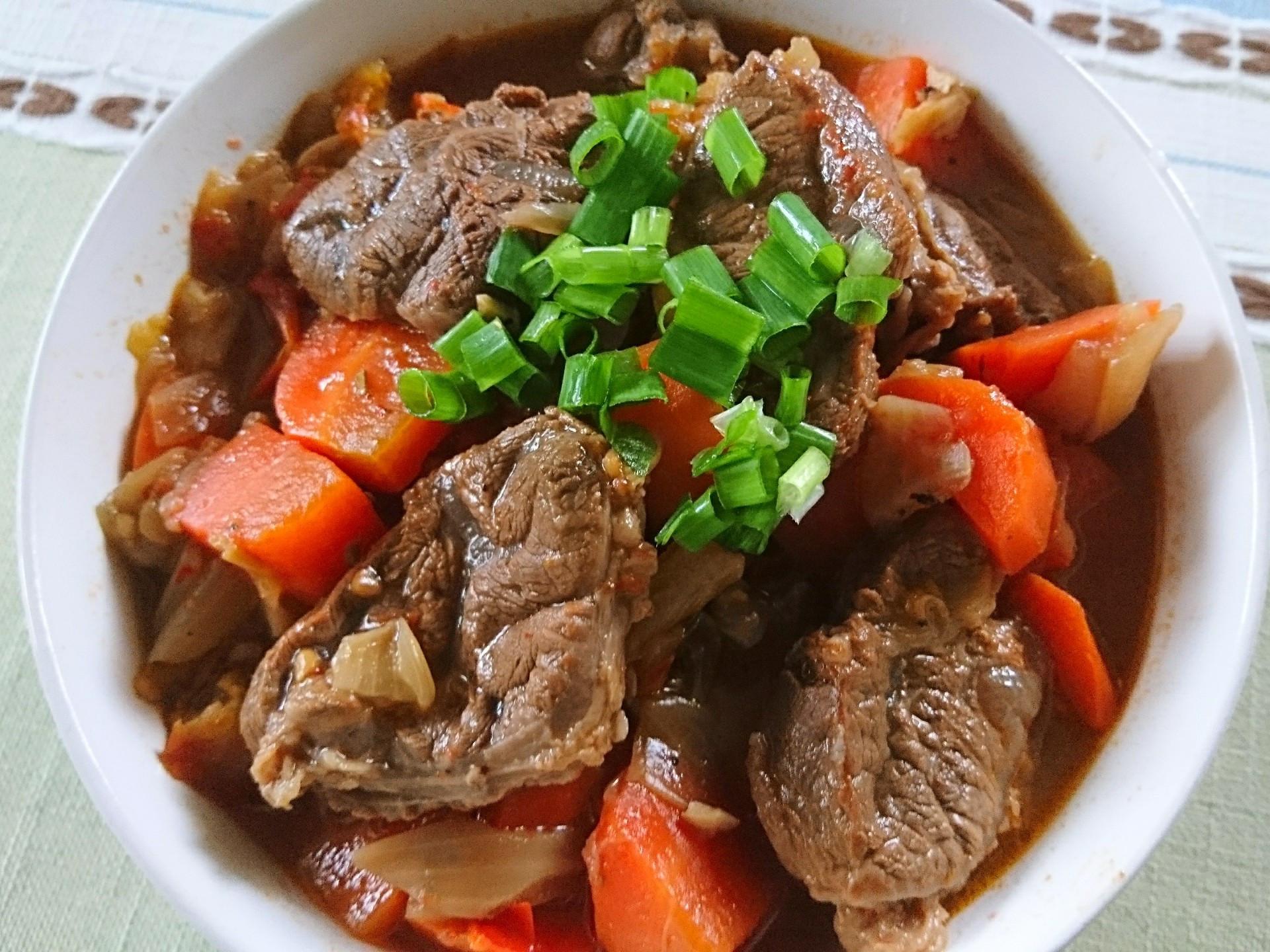 【家常菜】紅燒牛肉