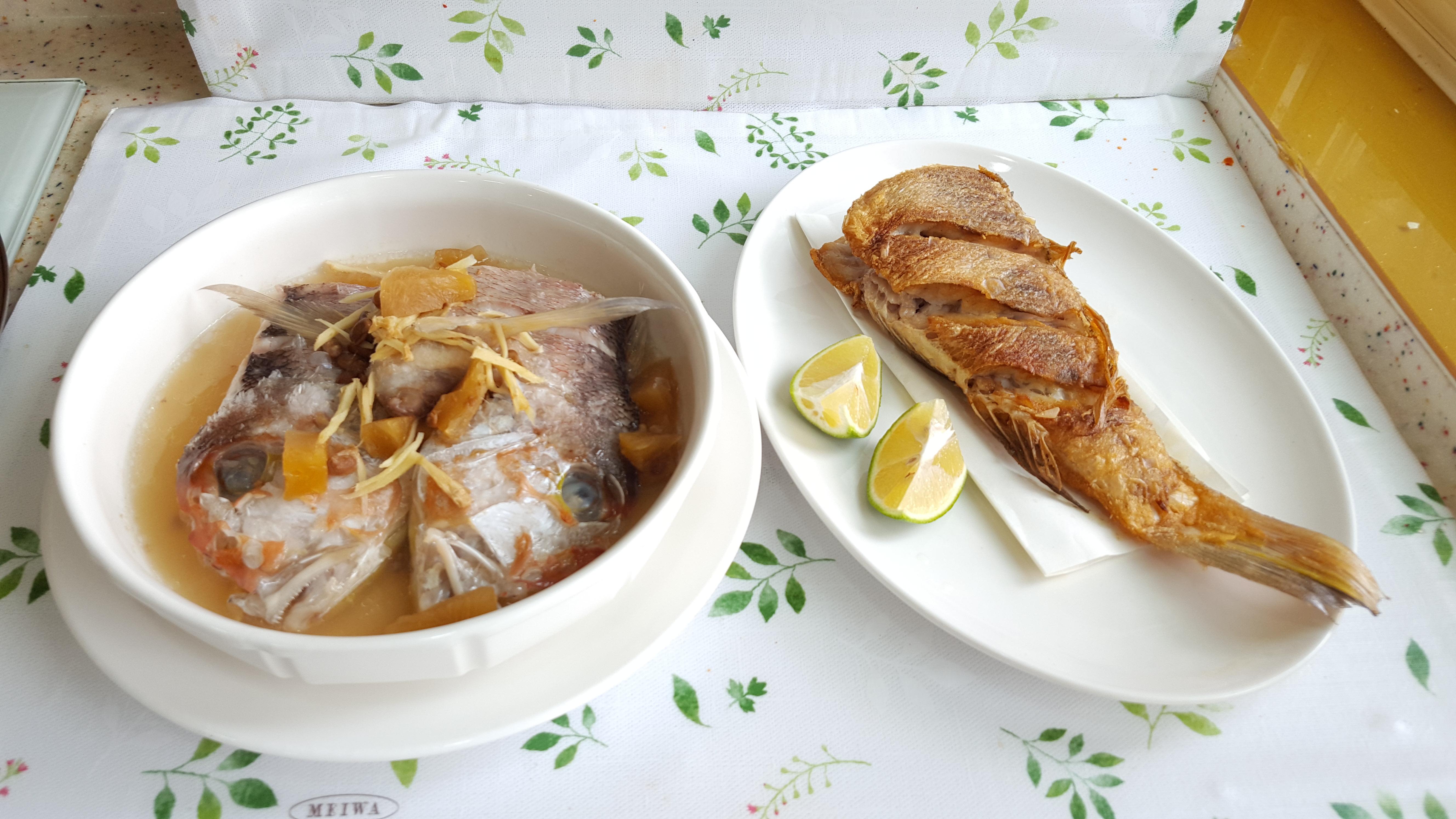 馬頭魚2吃