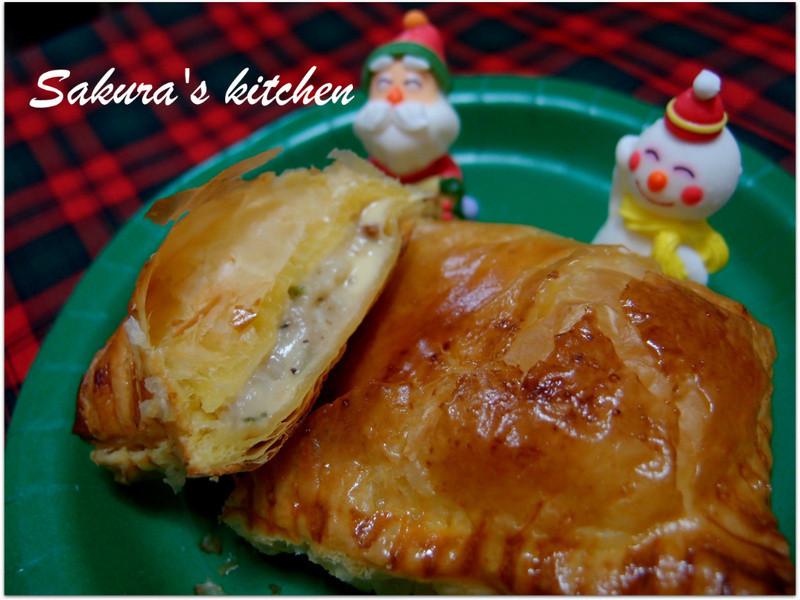 ♥我的聖誕芝司樂薯泥派♥