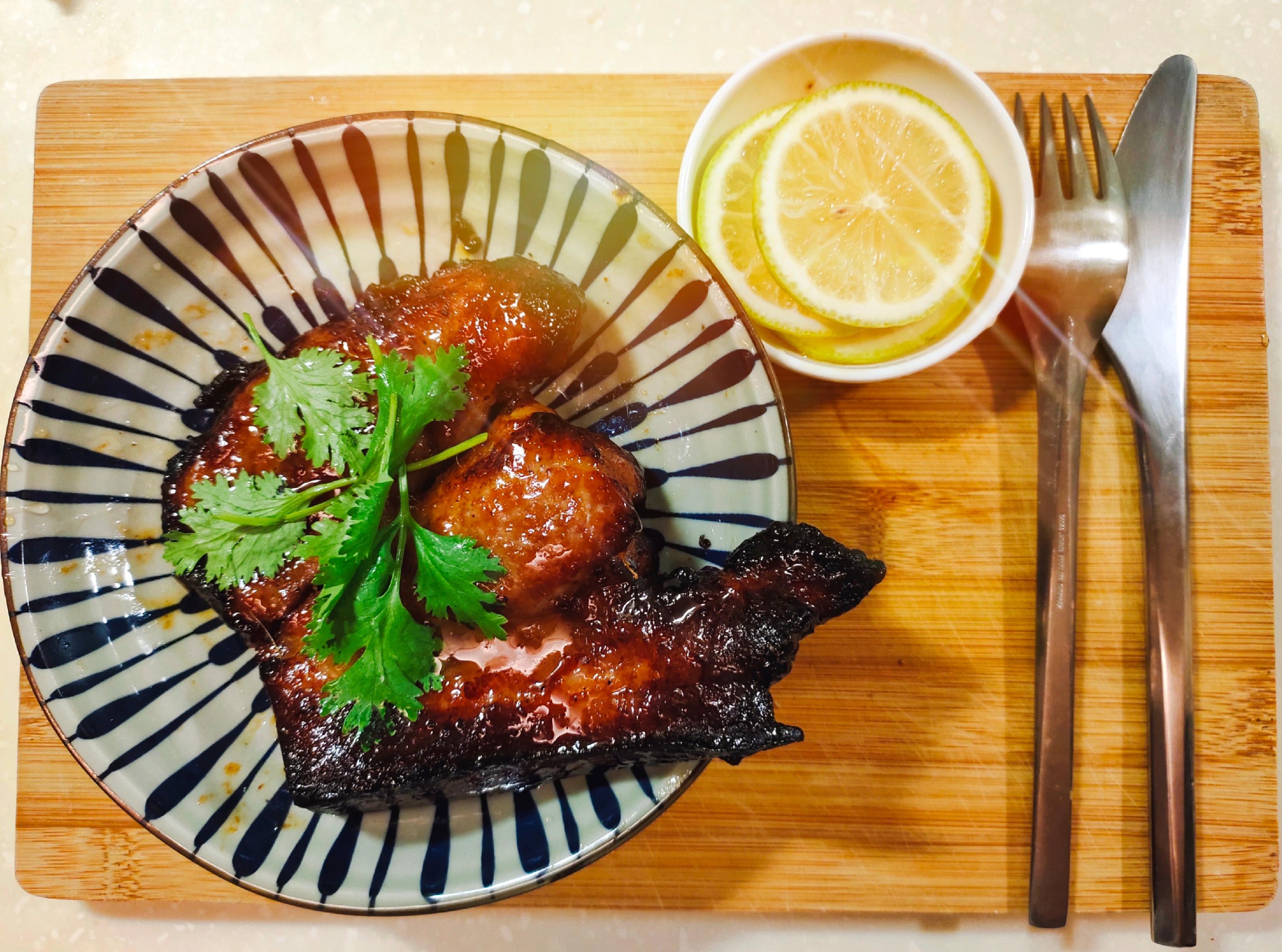 蜜汁叉燒肉排