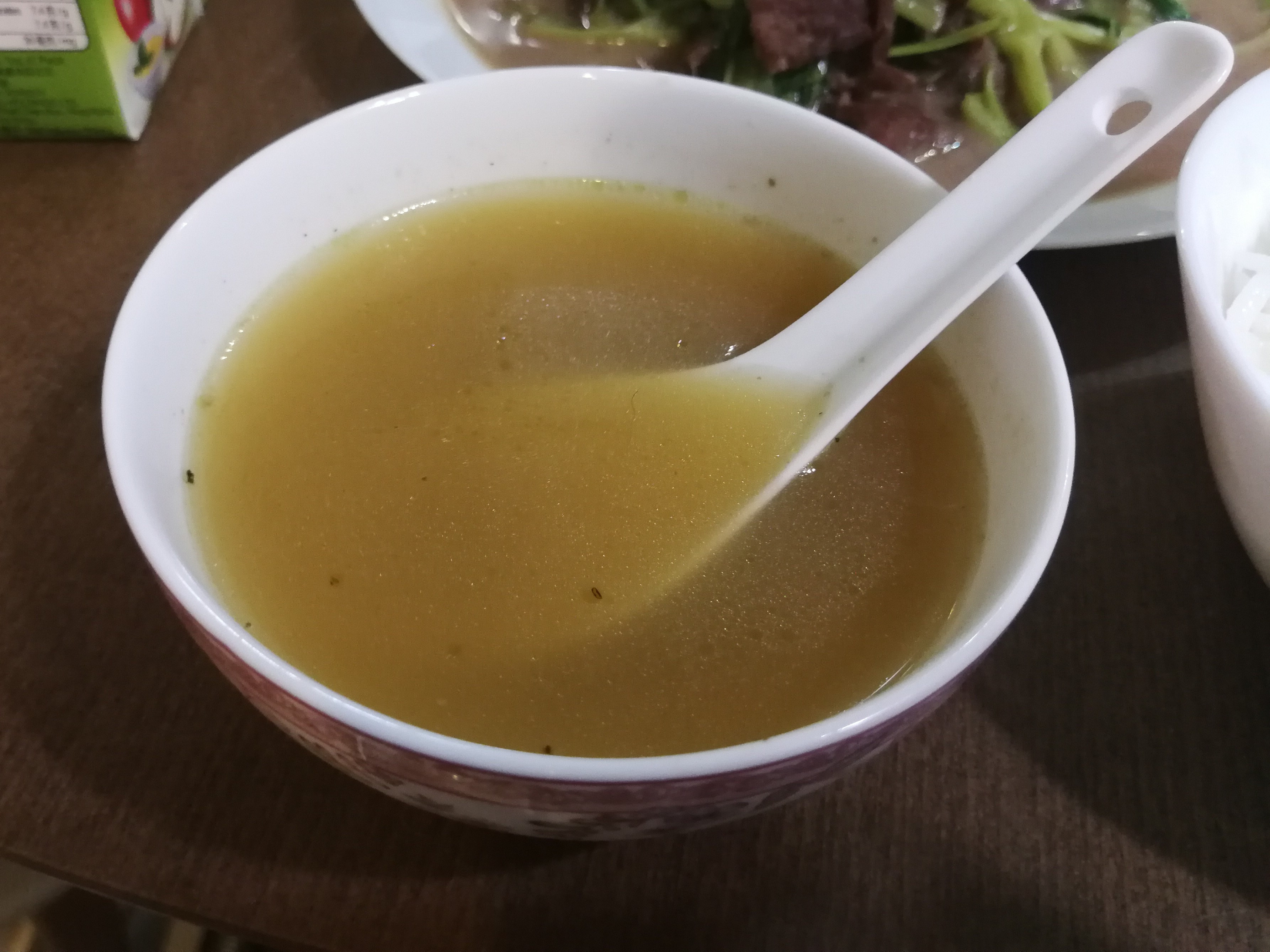 菜乾紅蘿蔔豬骨湯