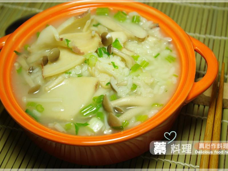 美味鮮鮑魚粥