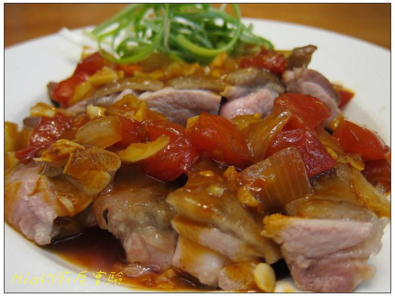 泰式蕃茄洋蔥雞