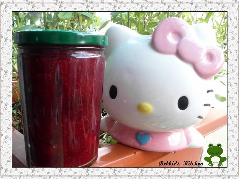 ★自製蔓越莓果醬★
