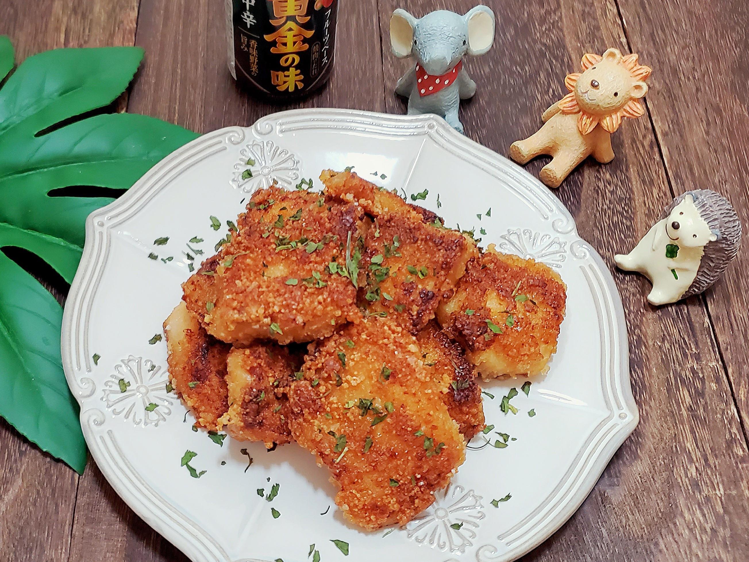 醬煎鯛魚排 (Ebara黃金烤肉醬)