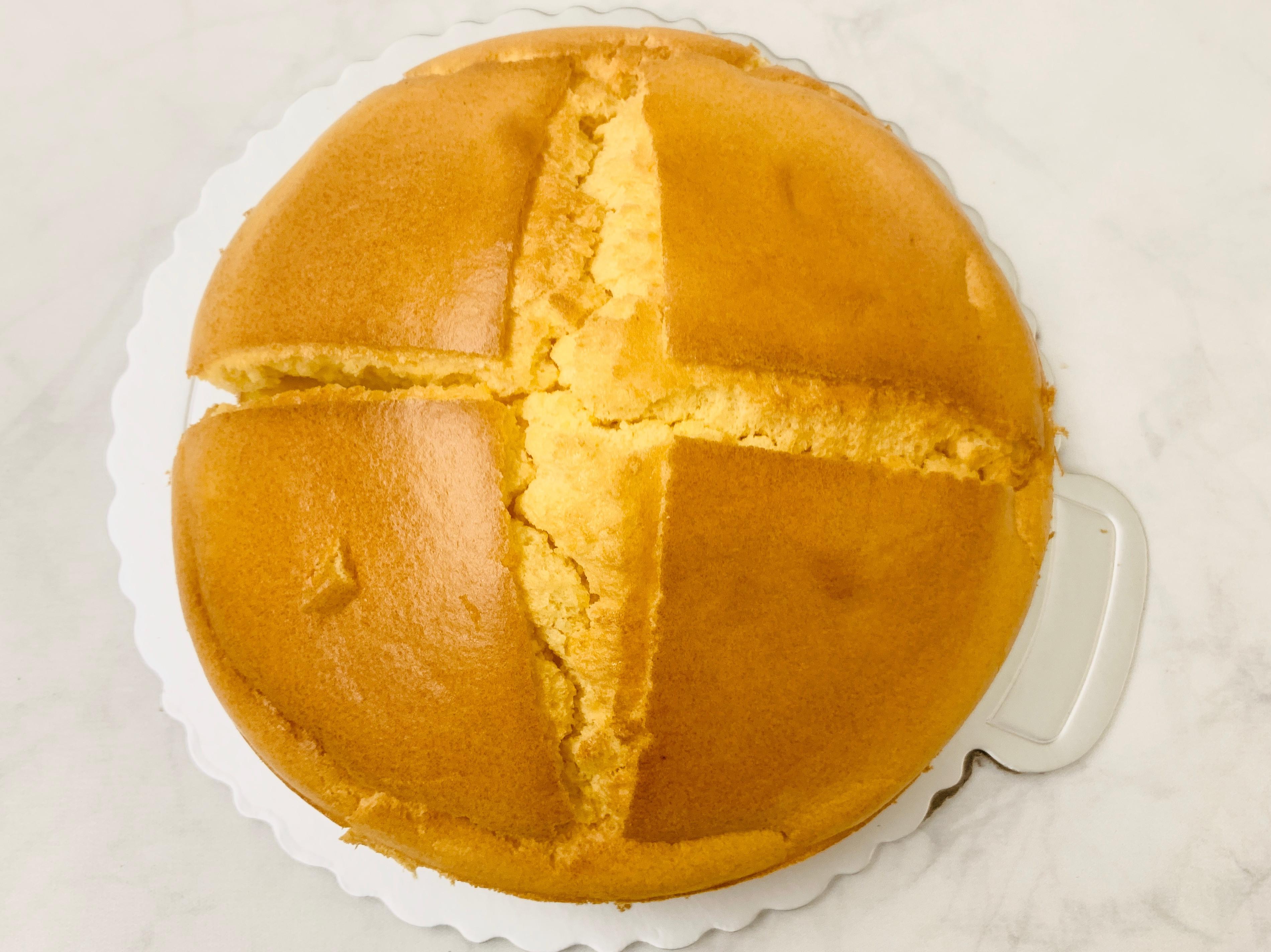古早味起司蛋糕(氣炸鍋)